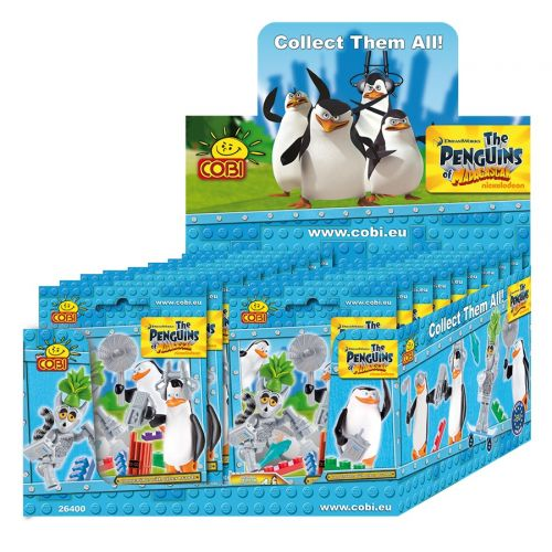 COBI THE PENGUINS OF MADAGASCAR Фигурка в пликче - 2