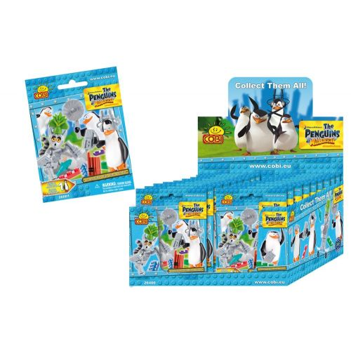 COBI THE PENGUINS OF MADAGASCAR Фигурка в пликче - 4