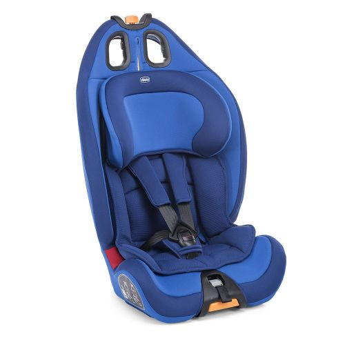 CHICCO Стол за кола  9-36 кг. GRO-UP 123 BLUE SKY/POWER BLUE 79583.590/600 - 1