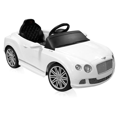 CHIPOLINO Акумулаторна кола BENTLEY CONT. GT SPEED CNV БЯЛ ELKBE0151WH - 1