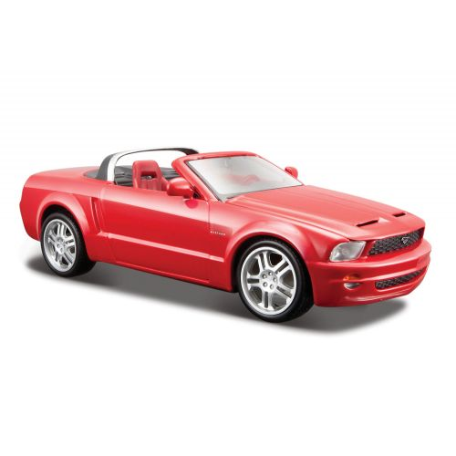 MAISTO SP EDITION Кола FORD MUSTANG GT CONCEPT CONVERTIBLE - 1