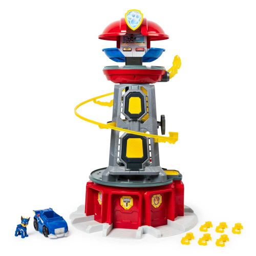 PAW PATROL Mighty Pups Кула Наблюдателница LOOKOUT TOWER 6053408 - 1