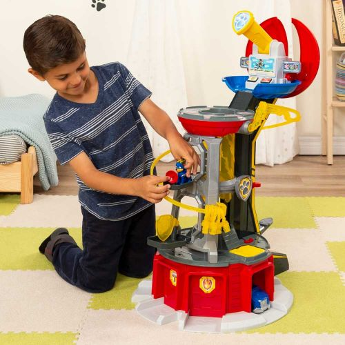 PAW PATROL Mighty Pups Кула Наблюдателница LOOKOUT TOWER 6053408 - 21