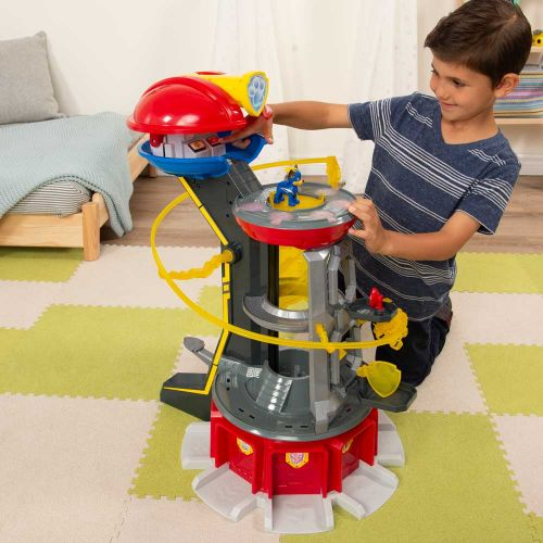 PAW PATROL Mighty Pups Кула Наблюдателница LOOKOUT TOWER 6053408 - 22
