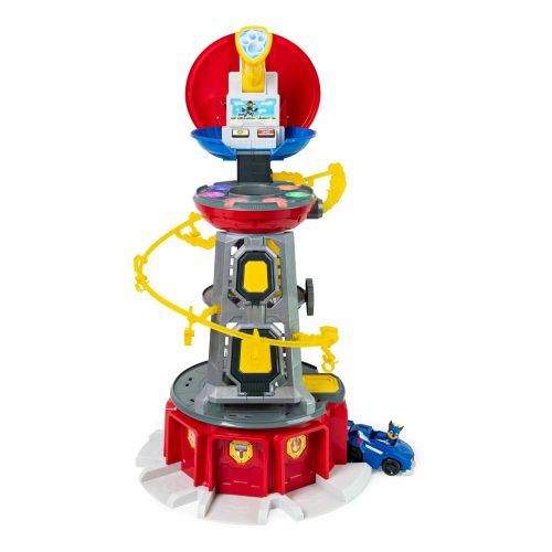 PAW PATROL Mighty Pups Кула Наблюдателница LOOKOUT TOWER 6053408 - 7