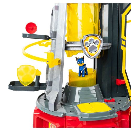 PAW PATROL Mighty Pups Кула Наблюдателница LOOKOUT TOWER 6053408 - 11