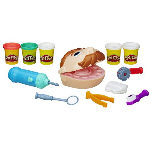 PLAY-DOH Зъболекар DR.DRILL B5520 - 2