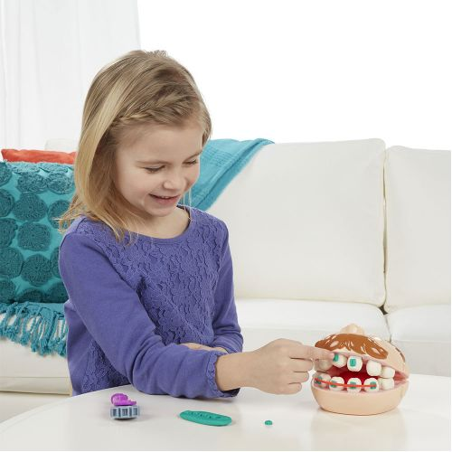 PLAY-DOH Зъболекар DR.DRILL B5520 - 3