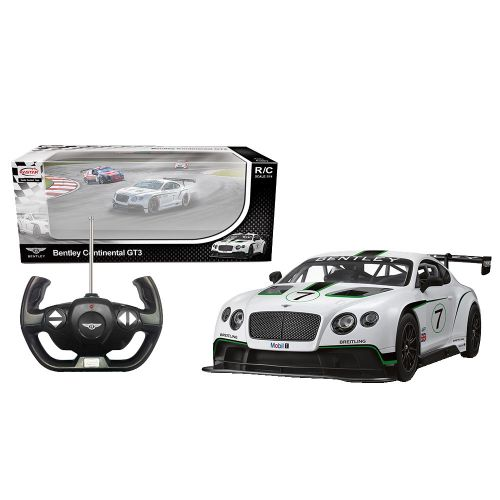 RASTAR Кола BENTLEY CONTINENTAL GT3 1:14  - 1