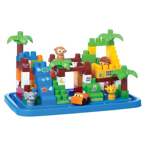 MEGA BLOKS FB Конструктор САФАРИ FIRST BUILDERS DCL33 - 2