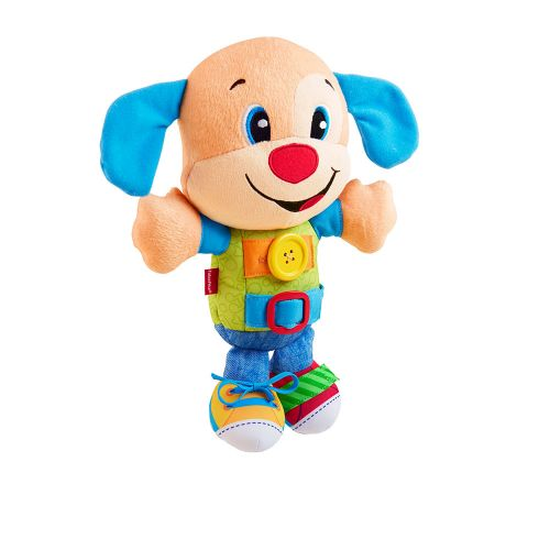 FISHER PRICE Образователно кученце за обличане LAUGH&LEARN FBT00 - 2