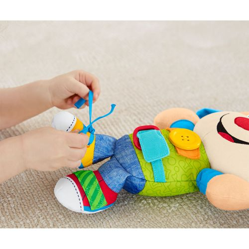 FISHER PRICE Образователно кученце за обличане LAUGH&LEARN FBT00 - 4
