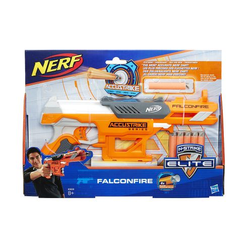 NERF Бластер ACCUSTRIKE FALCONFIRE B9839 - 1