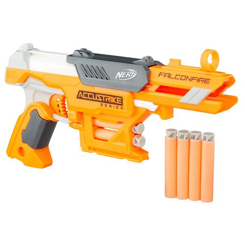 NERF Бластер ACCUSTRIKE FALCONFIRE B9839 - 2