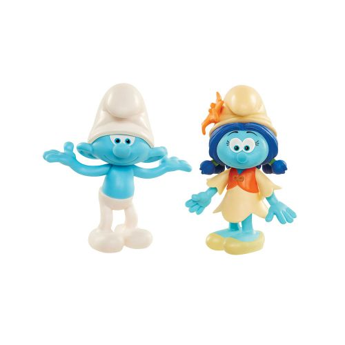 Clumsy & Smurflily - 2