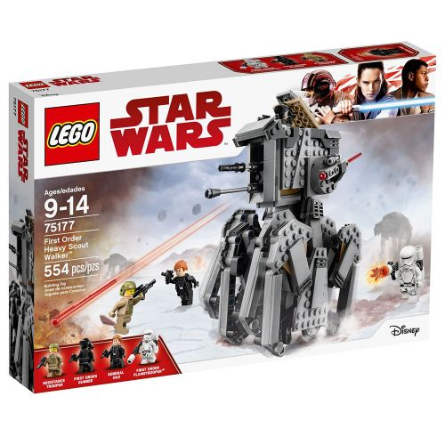 LEGO STAR WARS First Order Heavy Scout Walker™ 75177 - 1