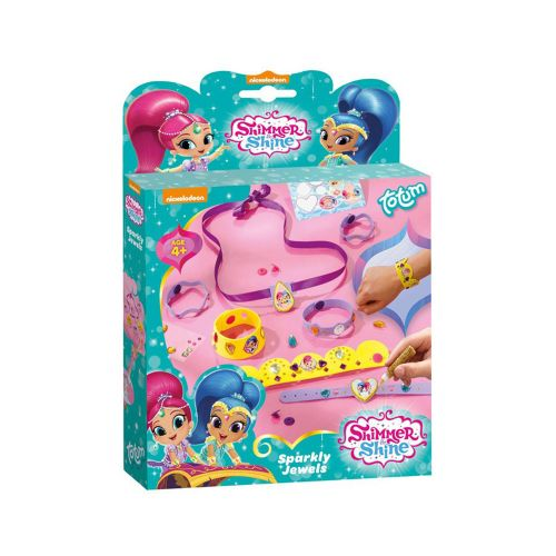TOTUM Направи си сам БИЖУТА SHIMMER AND SHINE T850026 - 1