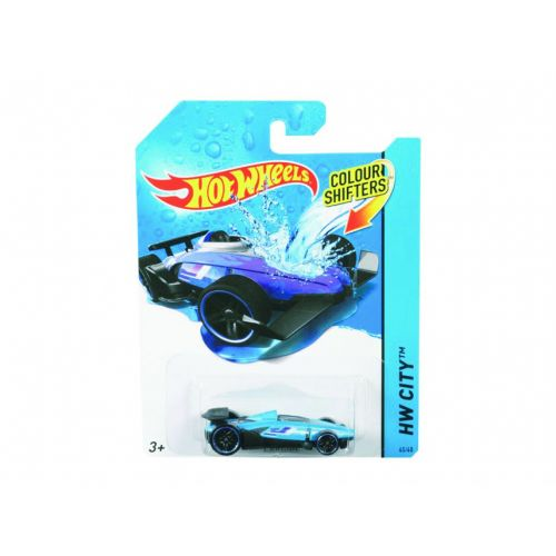 HOT WHEELS COLOR SHIFTER Кола с променящ се цвят - 7