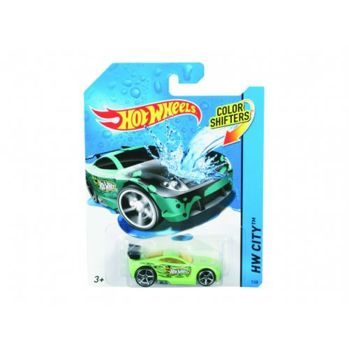 HOT WHEELS COLOR SHIFTER Кола с променящ се цвят - 2