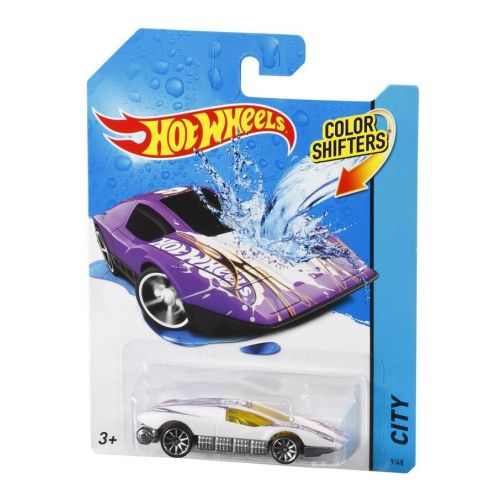 HOT WHEELS COLOR SHIFTER Кола с променящ се цвят - 8