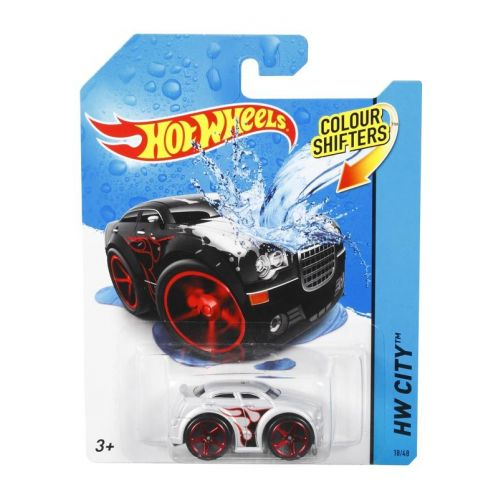 HOT WHEELS COLOR SHIFTER Кола с променящ се цвят - 4