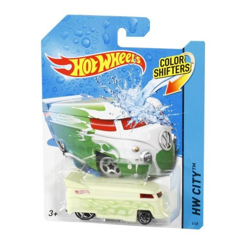 HOT WHEELS COLOR SHIFTER Кола с променящ се цвят - 6