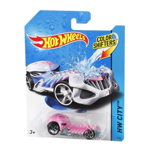 HOT WHEELS COLOR SHIFTER Кола с променящ се цвят - 5
