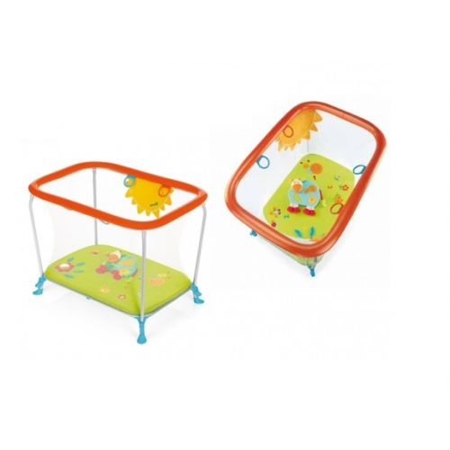 BREVI Кошара за игра SOFT AND PLAY GREEN FARM - 1