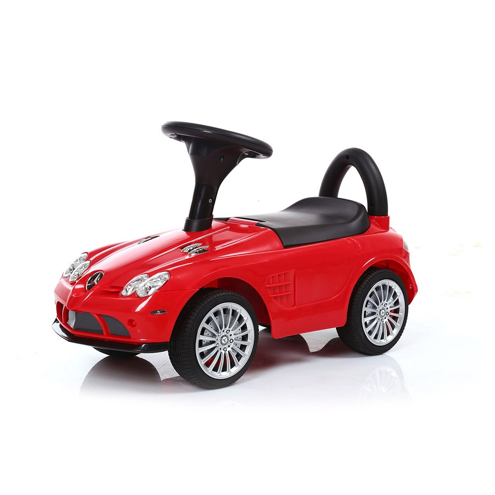 CHIPOLINO Ride-on MERCEDES 722S ЧЕРВЕН ROC722S0182RE