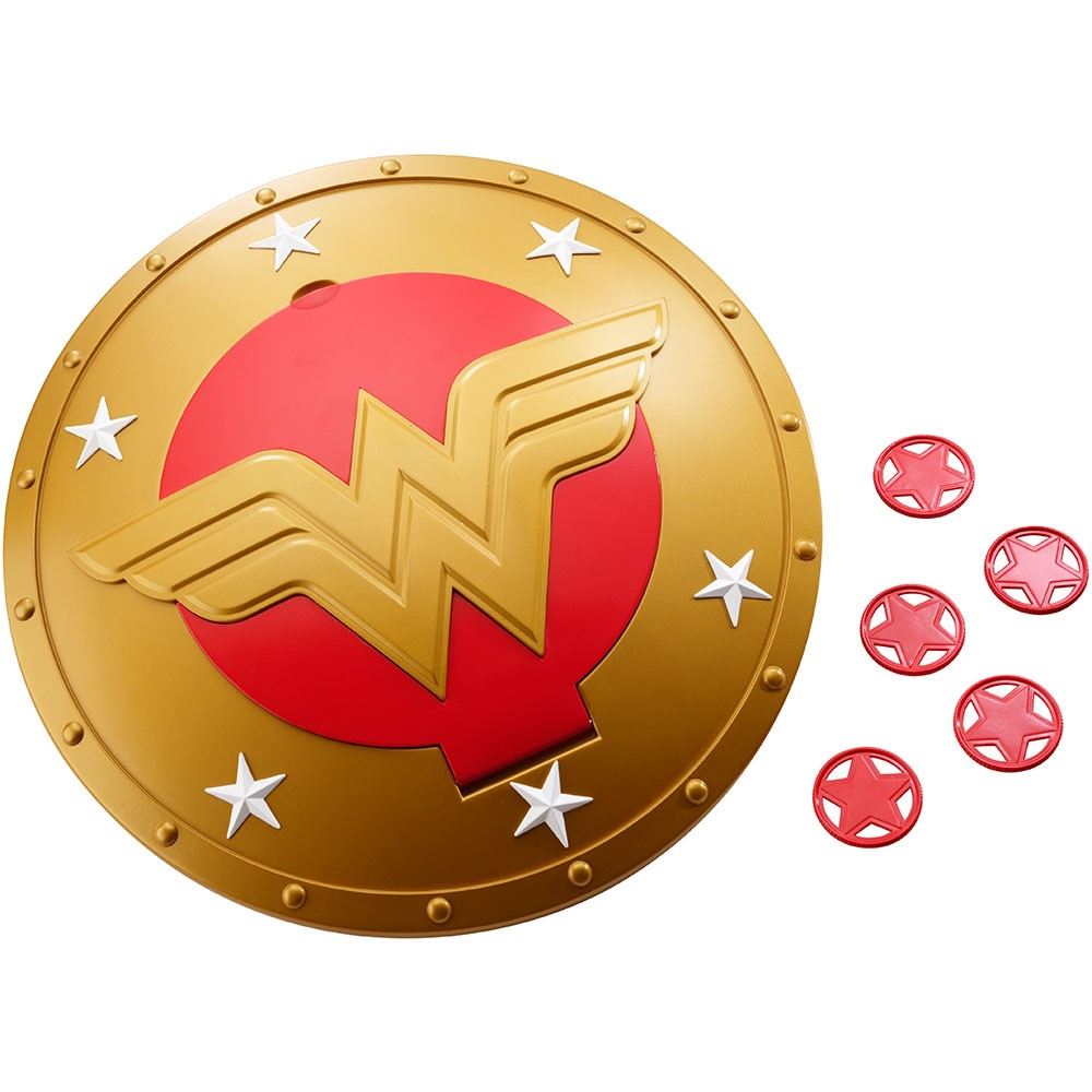 DC SUPER HERO GIRLS Щит WONDER WOMAN DMP06