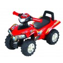 CHIPOLINO Ride-on ATV ЧЕРВЕН ROCAT01801R