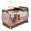 LORELLI CLASSIC Кошара на 2 нива SLEEP'N'DREAM BEIGE FAMILY 1008031/1806