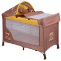 LORELLI CLASSIC Кошара на 2 нива SAN REMO PLUS BEIGE&YELLOW HAPPY FAMILY 1008008/1803