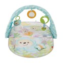 FISHER PRICE NEWBORN Активна гимнастика с мече-пеперуда DYW46