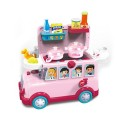 NTOYS Кухня 3в1 FUNNY BUS 6836745