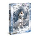 CLEMENTONI Пъзел ANNE STOKES WINTER GUARDIANS 39477