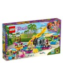 LEGO FRIENDS Парти при басейна на Андреа 41374