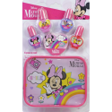 Интелфарм Disney Minnie Mouse Сет за нокти с торбичка 1599042