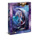 CLEMENTONI 1000ч. Пъзел ANNE STOKES COLLECTION Dragon Mage 39525