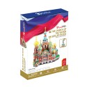 CubicFun 3D Пъзел THE CHURCH OF THE SAVIOR MC148h