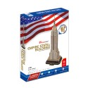 CubicFun 3D Пъзел EMPIRE STATE BUILDING MC048h-2