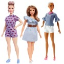 BARBIE FASHIONISTA Кукла  FBR37