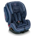 LORELLI PREMIUM Стол за кола 9-36 кг MARS+SPS ISOFIX LEATHER DARK BLUE 1007107/1769