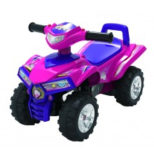 CHIPOLINO Ride-on ATV РОЗОВ ROCAT01802P