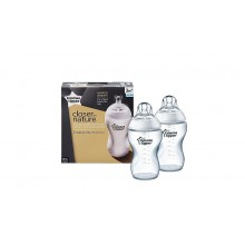 TOMMEE TIPPEE Шише за хранене 340 мл. EASI VENT 42262071