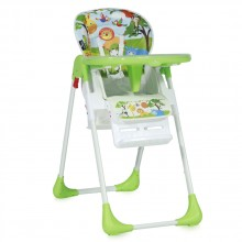 LORELLI CLASSIC Стол за хранене TUTTI FRUTTI GREEN JUNGLE 1010026/1821