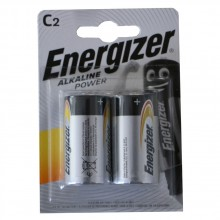 ENERGIZER Батерии ALKALINE POWER АЛКАЛНИ C (2 БР.)