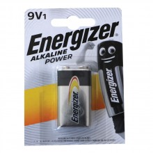 ENERGIZER Батерия ALKALINE POWER АЛКАЛНА 9V (1 БР.)