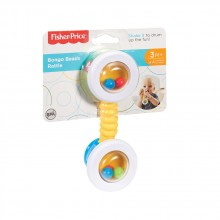 FISHER PRICE RATTLES & TEETHERS Дрънкалка BONGO BEADS DRF16