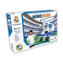 NANOSTARS REAL MADRID Конструктор ТРИБУНА 7203
